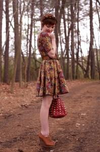 платье для миниатюрной фигуры