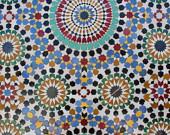 узоры марокко