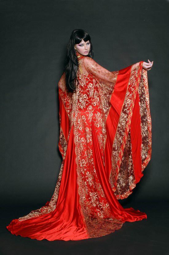 арабские цвета в одежде