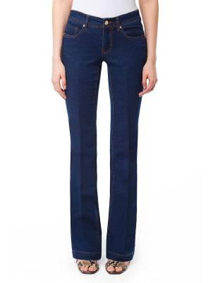 Прямые джинсы со стрелками