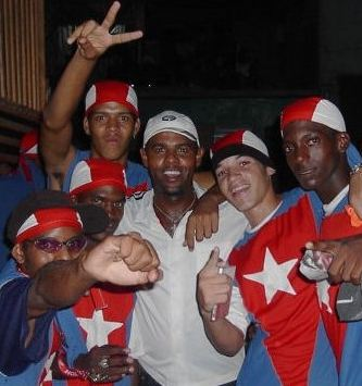 Julio Moré - Reggaeton - Cuba