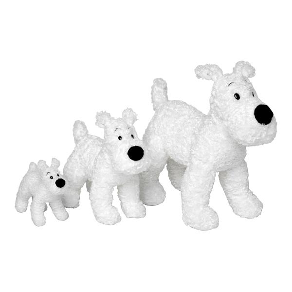 Snowy, curtesy of the Tintin Boutique (store.tintin.com)