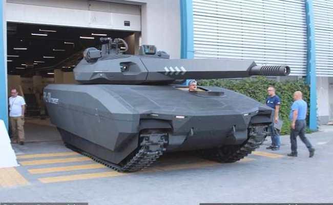 The Polish Pl 01 Concept Tank Exploring The World