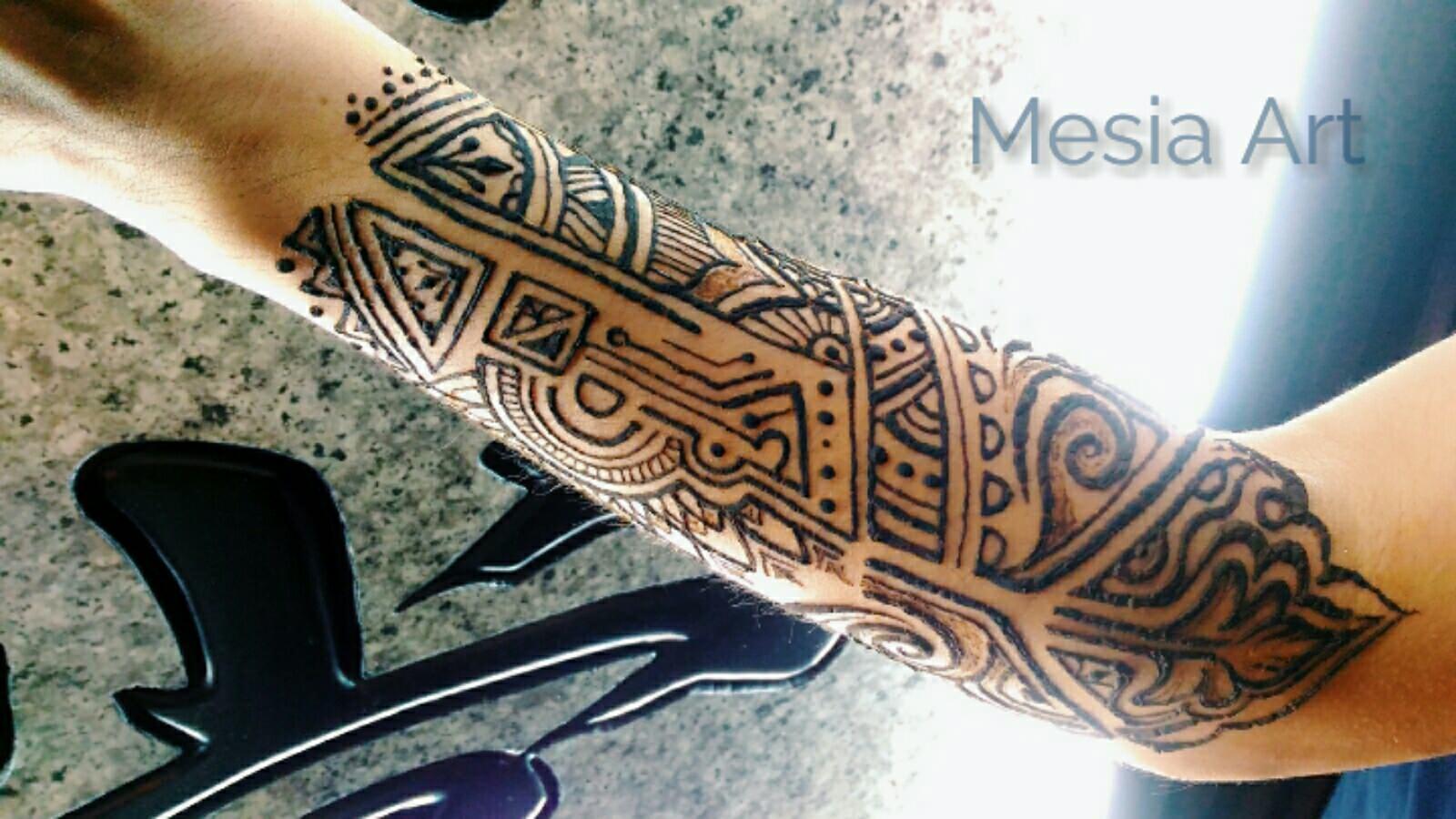 漫談 Henna 印度彩繪-含義深厚又獨特的指甲花圖騰 | YaoIndia 就是要印度