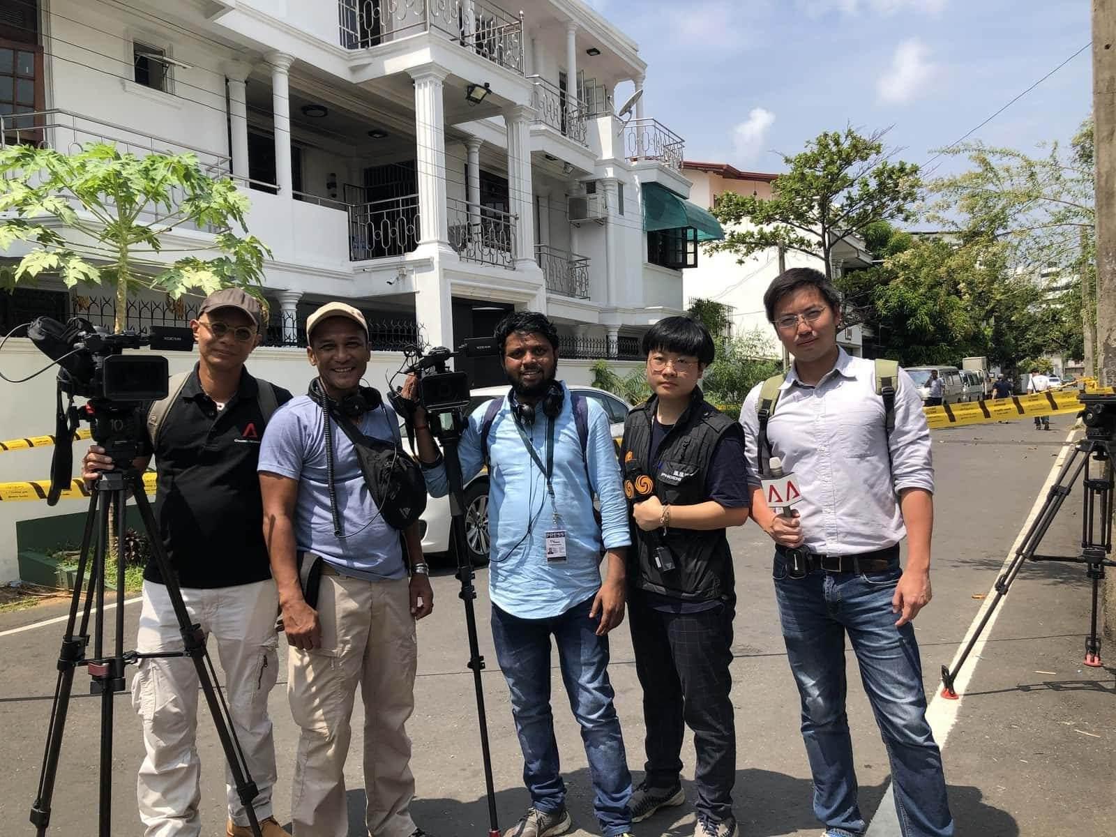 斯里蘭卡「戰地」手記:跟他打招呼的鄰居,變成了自殺炸彈襲擊者 | YaoIndia 就是要印度