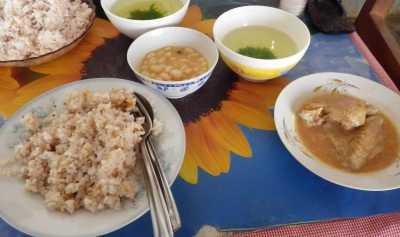 マダガスカル料理 チキン