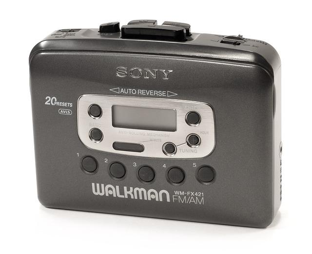 Sony Walkman 40周年に寄せて   yaozo100