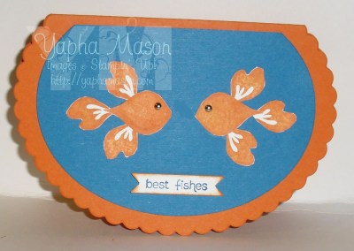 Build a Blossom Fish by Yapha