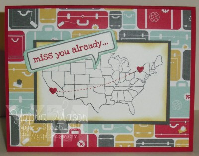 Miss You Already by Yapha Mason
