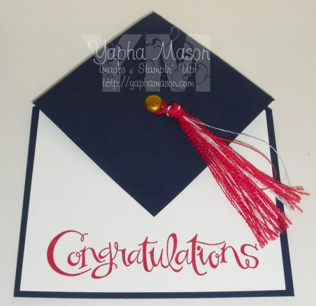 Graduation Card by Yapha