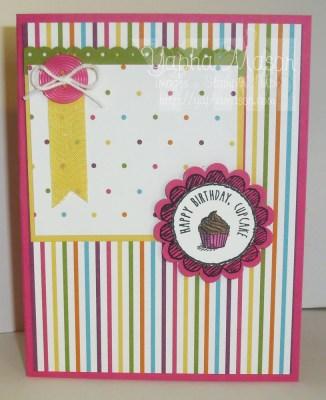 Happy Birthday, Cupcake by Yapha