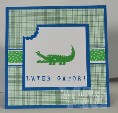 Later Gator by Yapha