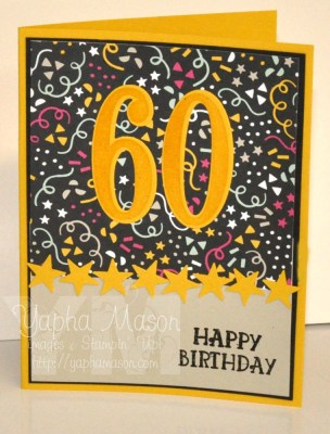 60th Birthday by Yapha