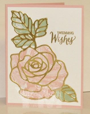 Wedding Wishes by Yapha