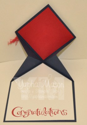 Mortarboard Open by Yapha