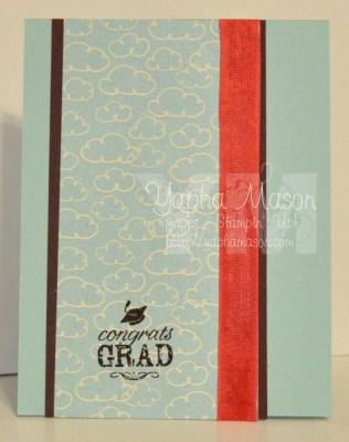 Congrats Grad by Yapha