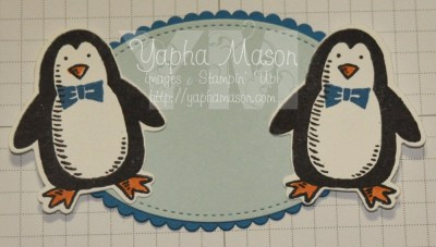 Penguin Tag by Yapha