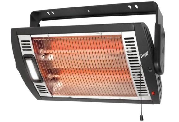 İnfrared (kızılötesi) ısıtma sistemi