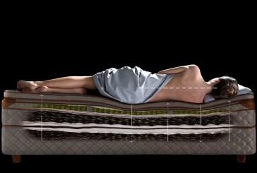 İdeal yatak omurgayı destekler