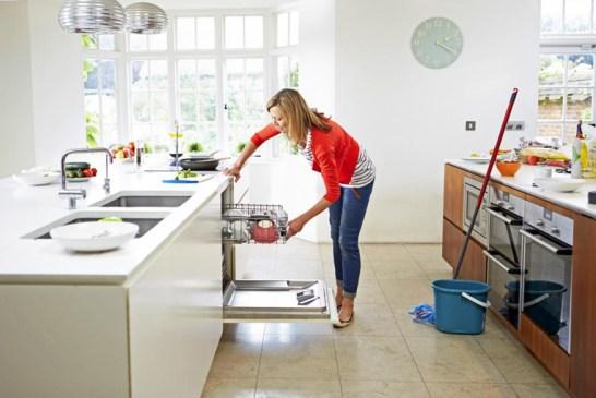 Evde kış temizliğinin püf noktaları