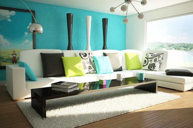 Rengarenk ve enerjik evinizde mutlu bir yaz için
