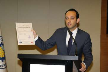 Manisa TSO'da İnşaat Sektöründeki Mesleki Yeterlilik Sistemi Anlatıldı