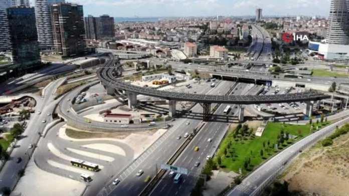 İstanbul Trafiğini Rahatlatacak Projede Sona Yaklaşıldı