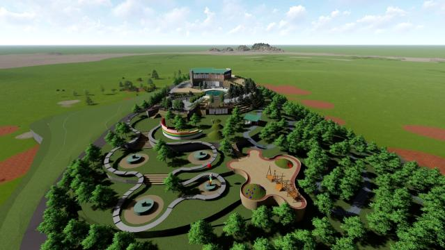 Malatya'ya Macera Parkı Yapılıyor!