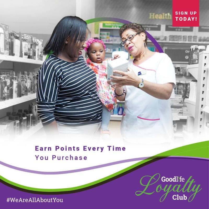 Goodlife Pharmacy - Garden City Mall | Y'App Totos