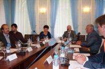 Семинар в конференц-зале Академии МУБиНТа