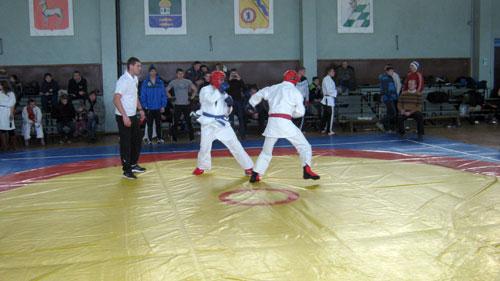 II Межрегиональный турнир по армейскому рукопашному бою