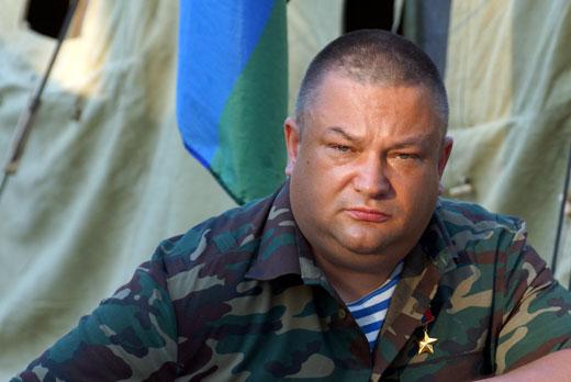 Герой России Чагин А.М.