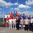 Первенство России по морскому многоборью в спортивной дисциплине морское пятиборье
