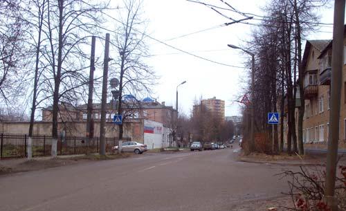 Ярославль, Нефтестрой