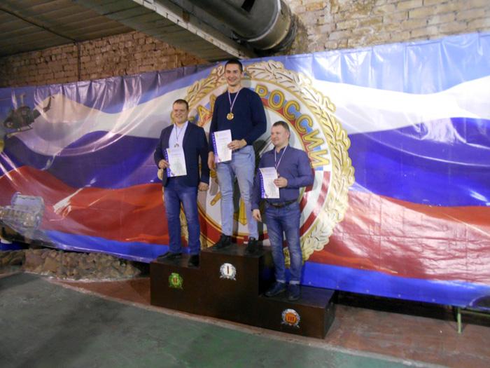 Соревнования по стрельбе сотрудников Департаментов исполнительной власти Ярославской области