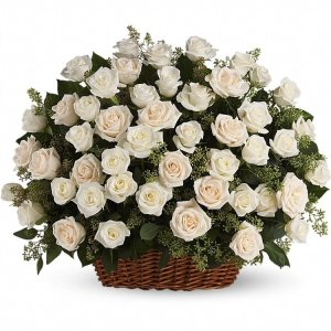 Bountiful-Rose-Basket