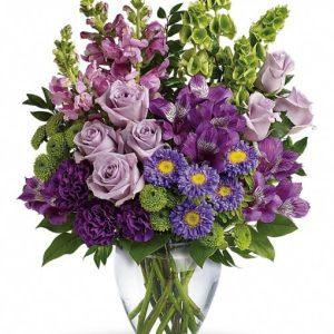 Lavender-Charm-Bouquet