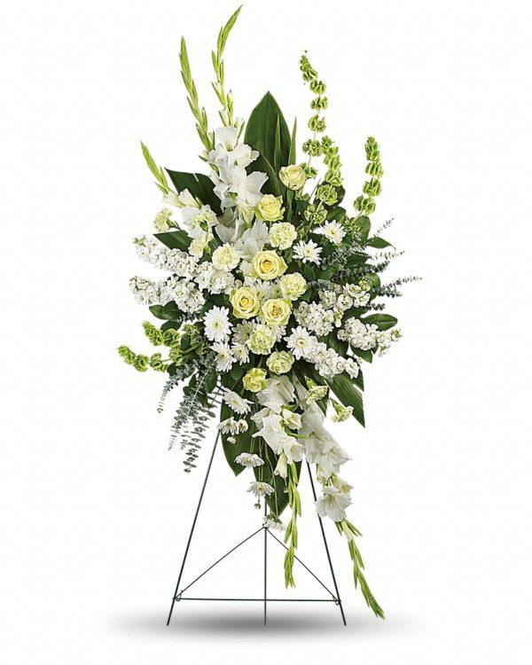 Magnificent Life Spray Flower Stand Yara Flowers