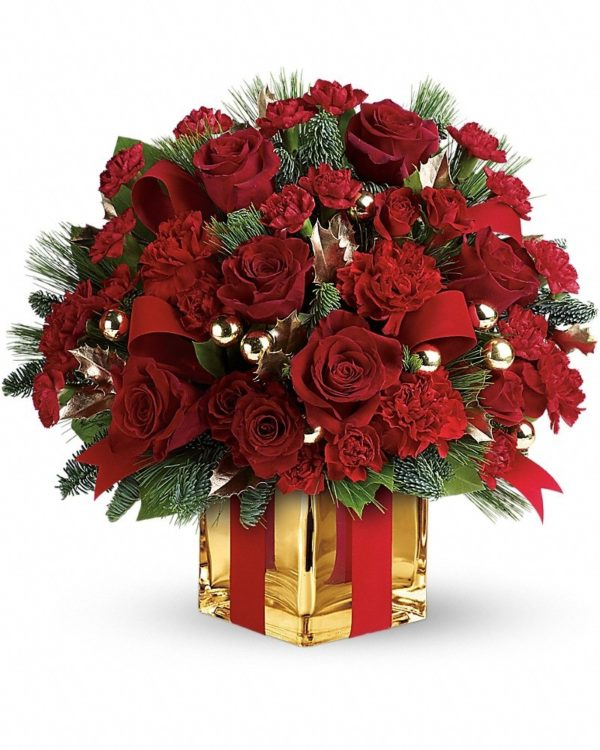 All Wrapped Up Bouquet Yara Flowers