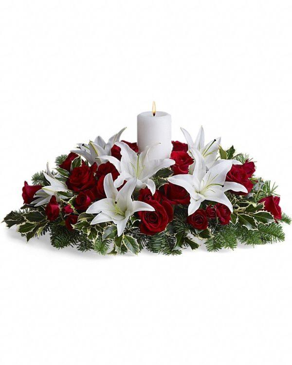Luminous Lilies Bouquet Yara Flowers