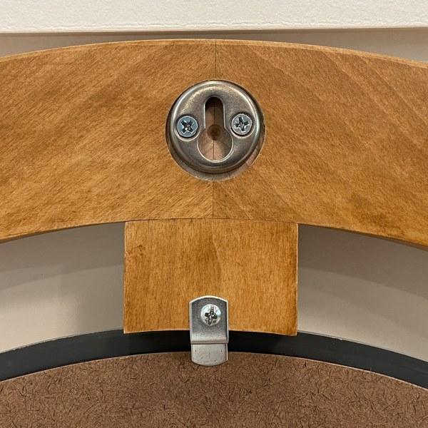 Oculus Mirror Hanger by Yarbough Design