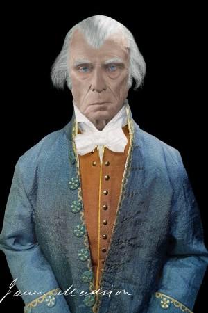 James Madison Print