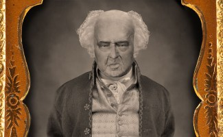 The Lost Daguerreotype Photograph of 2nd U.S. President John Adams