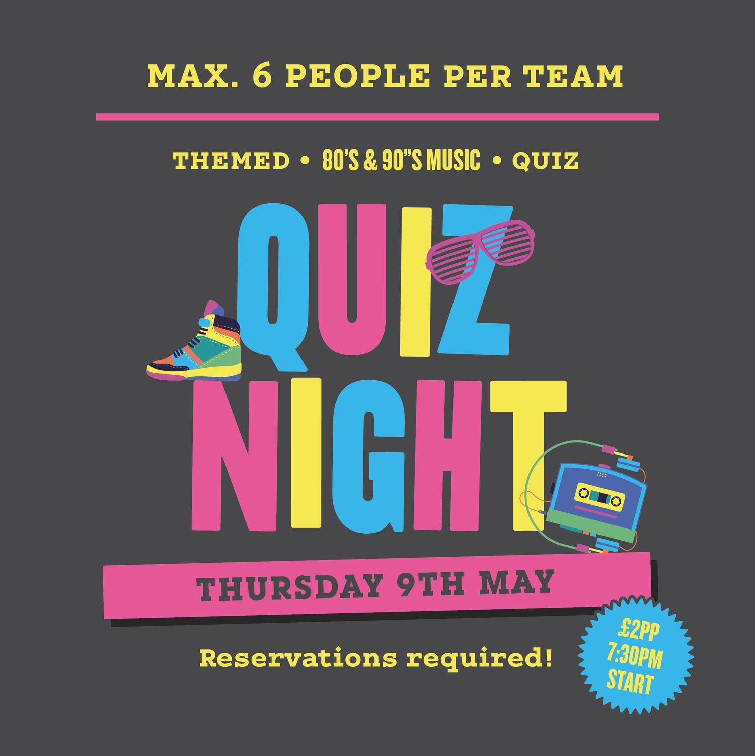 Yard And Coop 80s And 90s Music Quiz Night Web 01