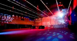 Entertainment center party dance venue