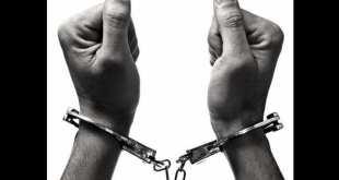 arrested hand cuffs jail crime