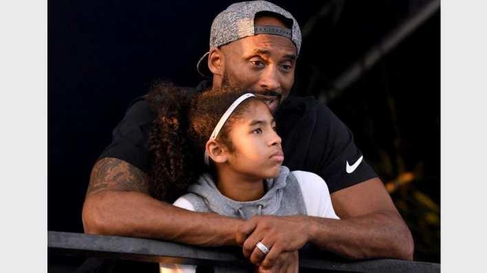 Kobe Bryant and his Daughter Killed