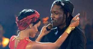Rihanna Dating A$AP Rocky