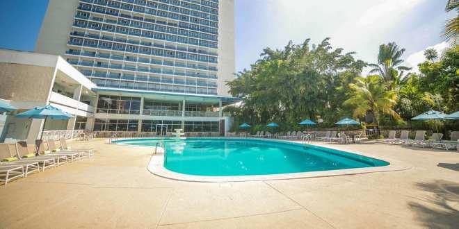 pegasus pool side hotel kingston jamaica