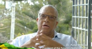 Dr. Peter Phillips